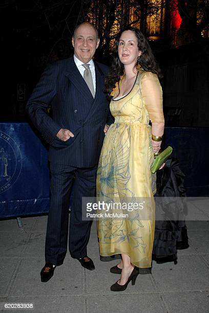 Reinaldo Herrera and Patricia Herrera Lansing attend VANITY FAIR Tribeca Film Festival Party hosted by GRAYDON CARTER ROBERT DE NIRO and RONALD...