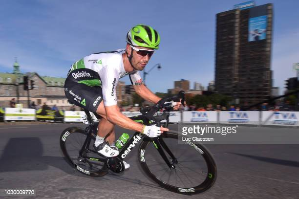 Reinardt Janse Van Rensburg of South Africa and Team Dimension Data / during the 9th Grand Prix Cycliste de Montreal 2018 a 1952km race from Montreal...