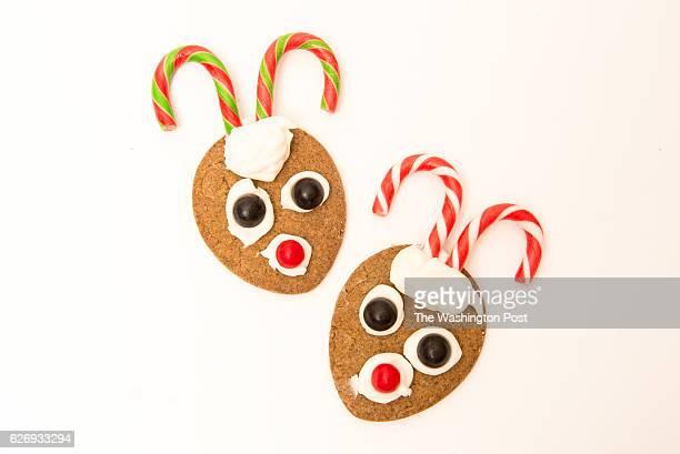Reindeer Gingersnaps