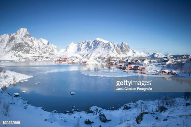 Reine-Lofoten in Winter