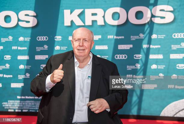 Reiner Calmund attends the world premiere of the film Kroos at Cinedom on June 30 2019 in Cologne Germany