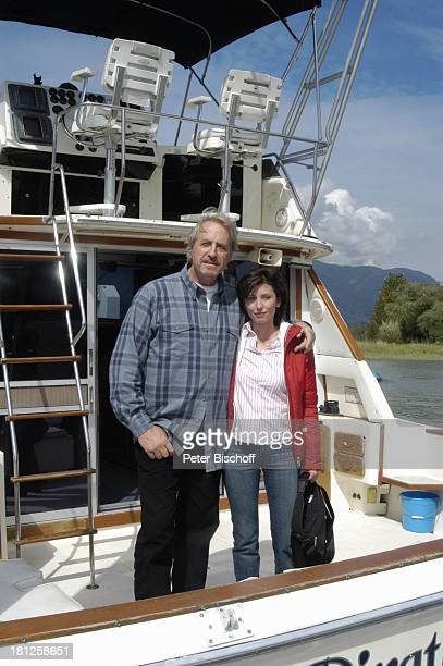 Reiner Schöne Marijam Agischewa ZDFReihe Traumschiff Folge 50 Episode 3 Eine Mutter ein Sohn und Victor Pitt Maedows Vancouver British Columbia...