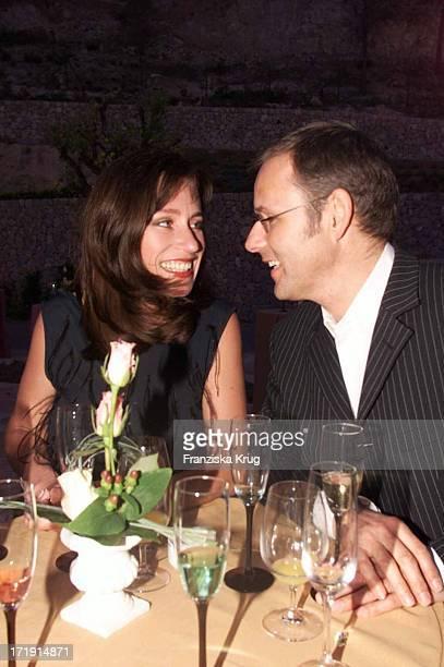 Reinhold Beckmann und Ehefrau Kerstin Bei Dorint Gala Auf Mallorca