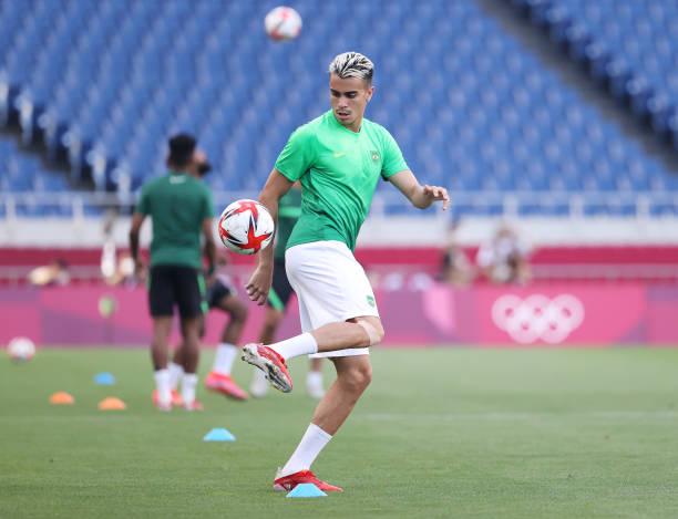 JPN: Saudi Arabia v Brazil: Men's Football - Olympics: Day 5