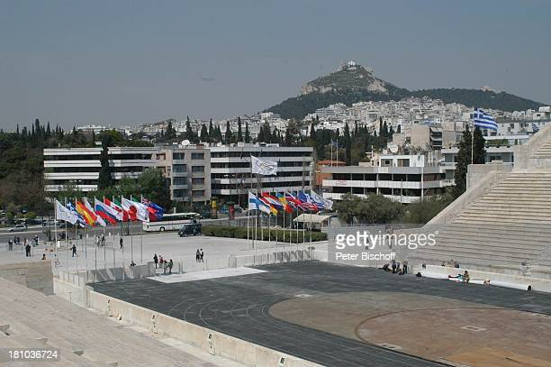 Olympiastadion Athen Photos And Premium High Res Pictures Getty Images