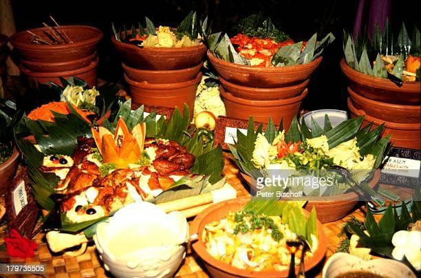 Reise Bali Indonesien Asien balinesische Speisen exotische Früchte