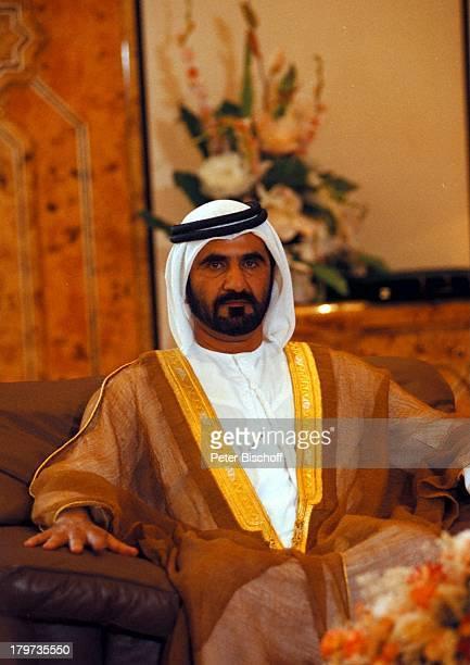 Reise Dubai/Vereinigte Arabische Emirate Mittlerer Osten AsienScheich Mohammed bin Rashid Al Maktoum