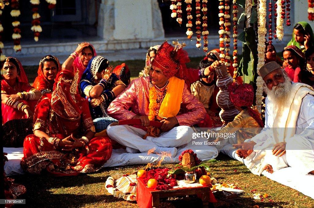 Reise Indien Asien Jaipur Hochzeit 1835 Rambagh Palac