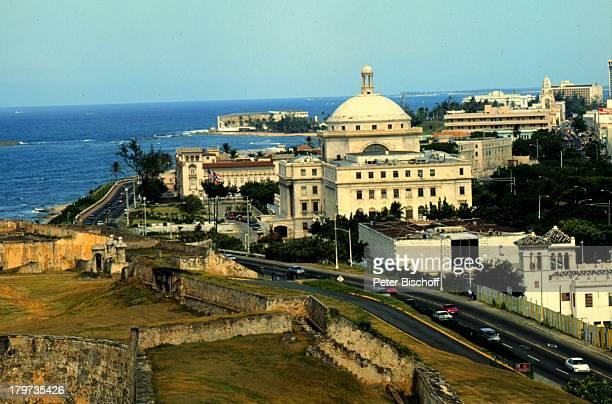 Reise Puerto Rico San Juan USA Hauptstadt Hafen Karibik