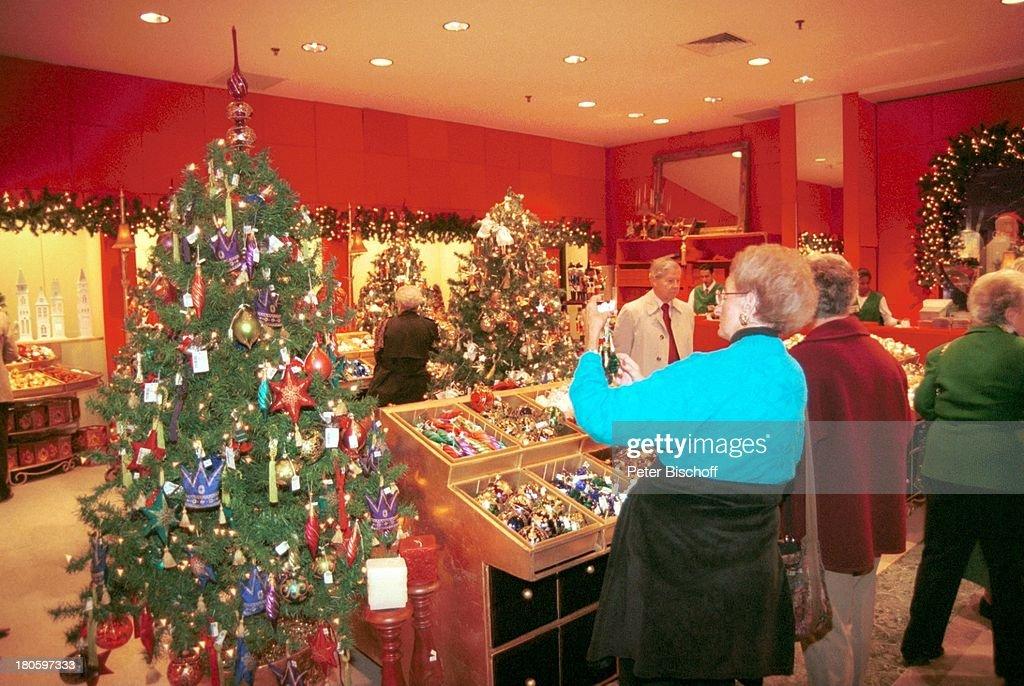 New York Weihnachten.Reise Weihnachten In New York Usa Amerika Kaufhaus Macys