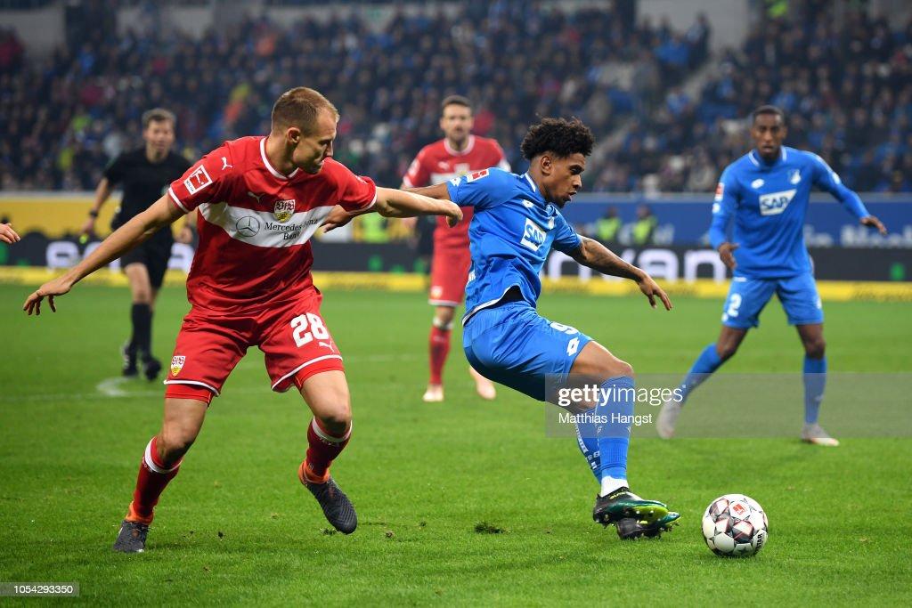TSG 1899 Hoffenheim v VfB Stuttgart - Bundesliga : News Photo