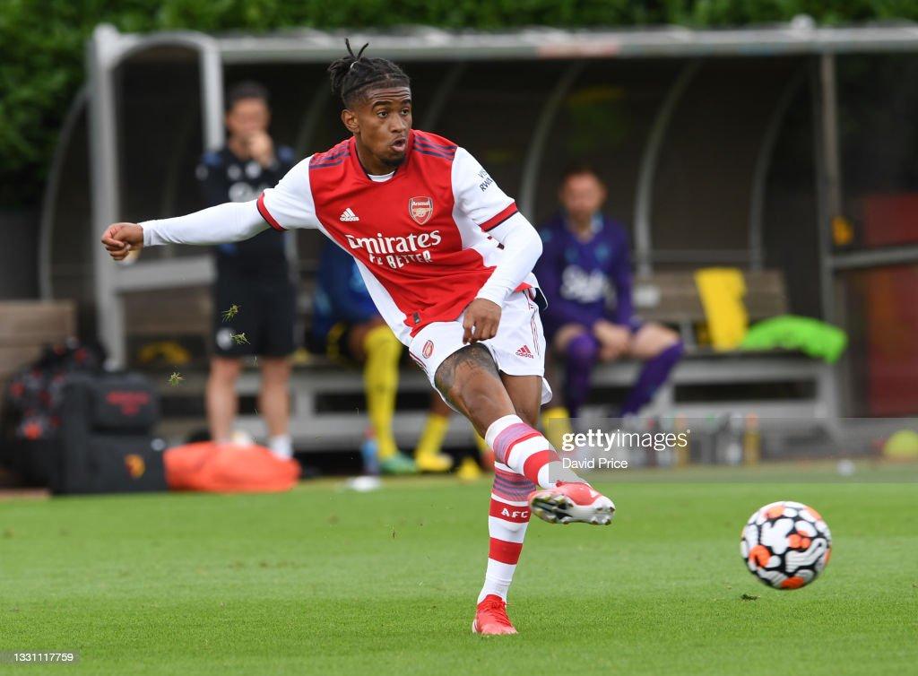 Arsenal v Watford: Pre-Season Friendly : News Photo