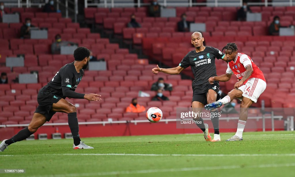 Arsenal FC v Liverpool FC - Premier League : ニュース写真