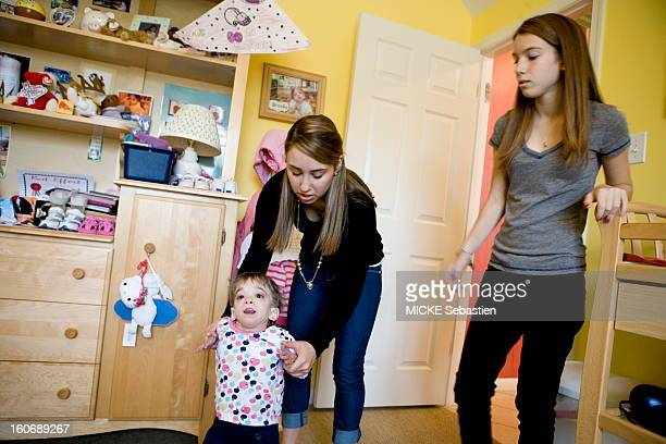 Reisterstown October 4 2009 Caitlin by driving his little sister Brooke Carly told their side Echappee as the tale of Peter Pan Brooke Greenberg a...