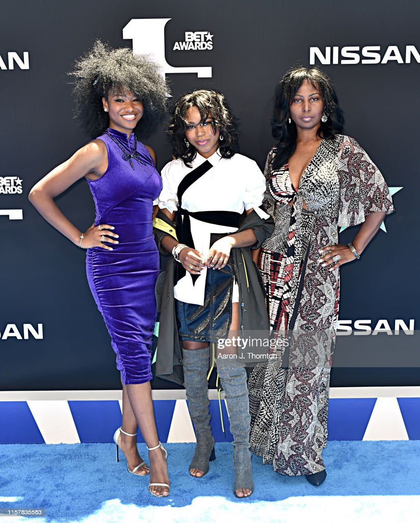 BET Awards 2019 - Arrivals : News Photo