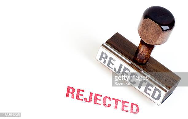 Rejection Stamp