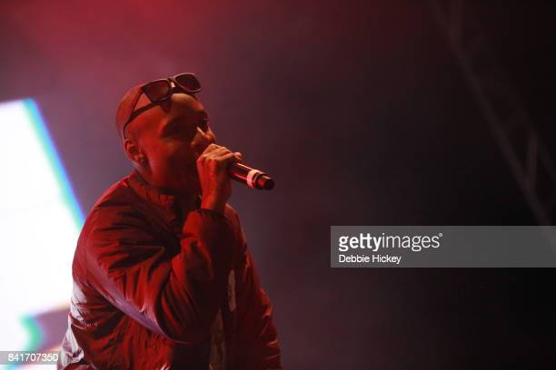 01 Rejjie Snow performs at Electric Picnic Festival at Stradbally Hall Estate on September 1 2017 in Laois Ireland