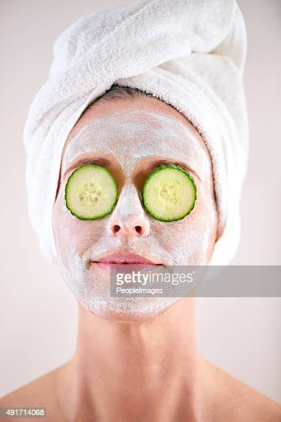 Belebende Ihre Haut