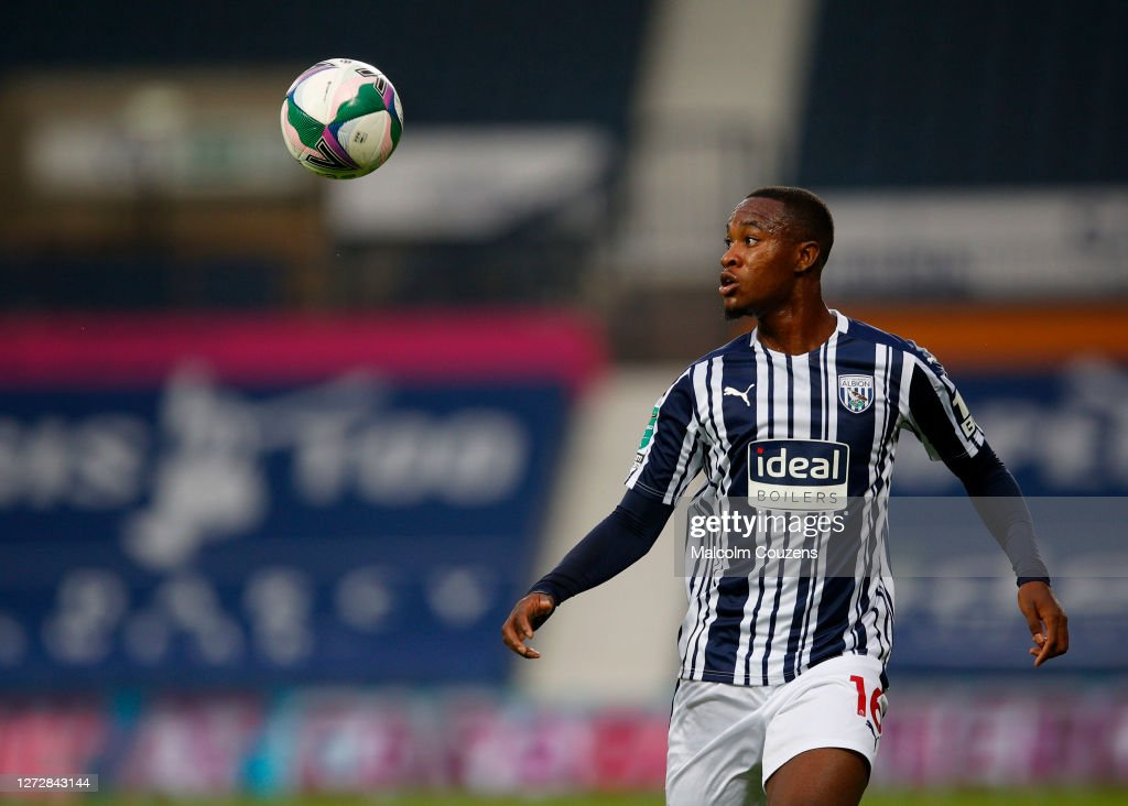 West Bromwich Albion v Harrogate Town - Carabao Cup Second Round : News Photo