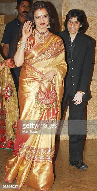 Wedding Of Bollywood Actress Shilpa Shetty Stock Photos And Pictures