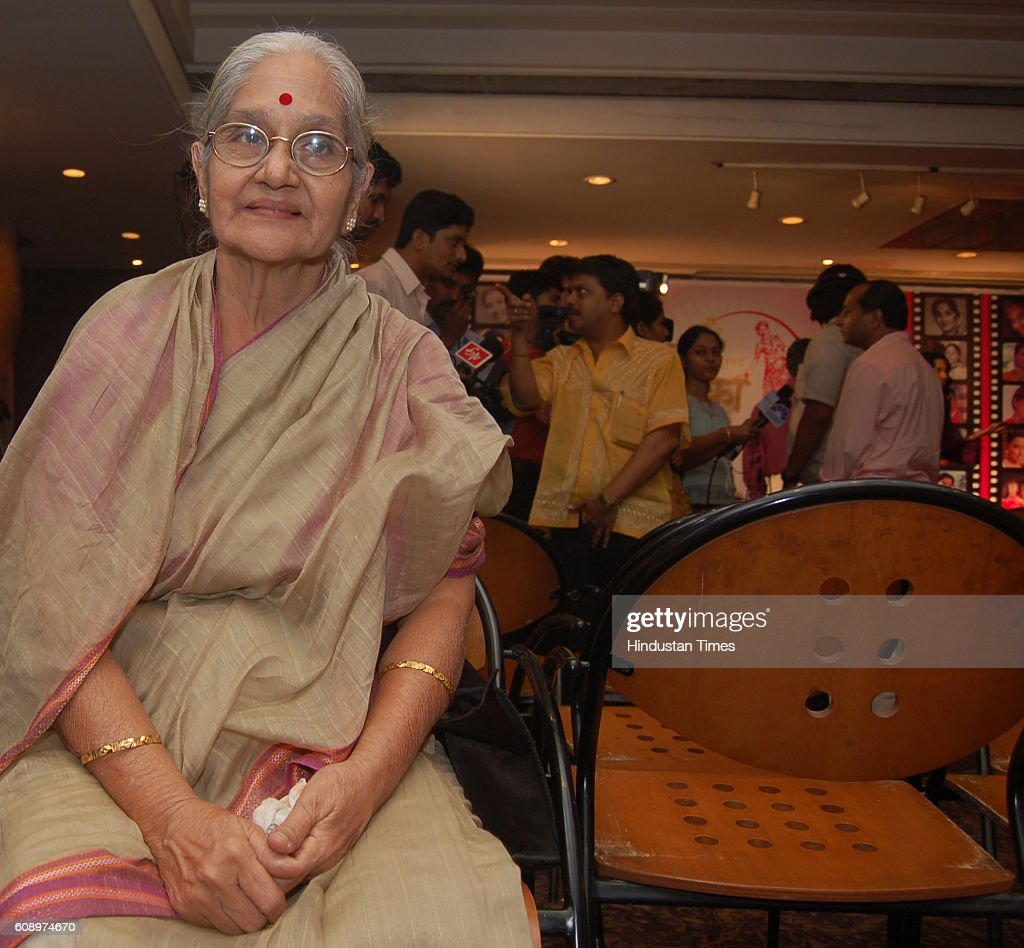 Rekha Kamat at the launch of Marathi website marathitarakacom