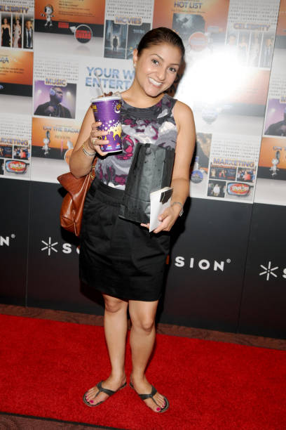 Rekha Yadav attends SCREENVISION Presents New Programming Partnerships and An Advance Screening of SALT at Chelsea Clearview Cinemas on July 22 2010..