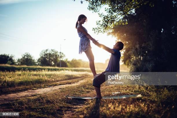 Gleichgewicht der Beziehung