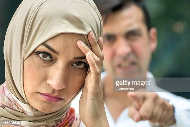 relationship difficulties - insulting islam stock pictures, royalty-free photos & images