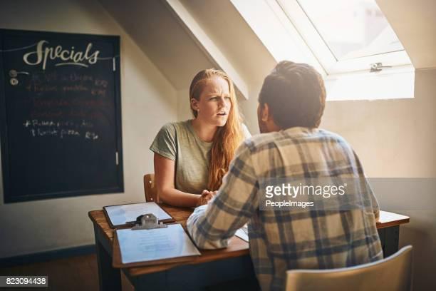 Beziehungen sind nicht perfekt, von Montag bis Montag