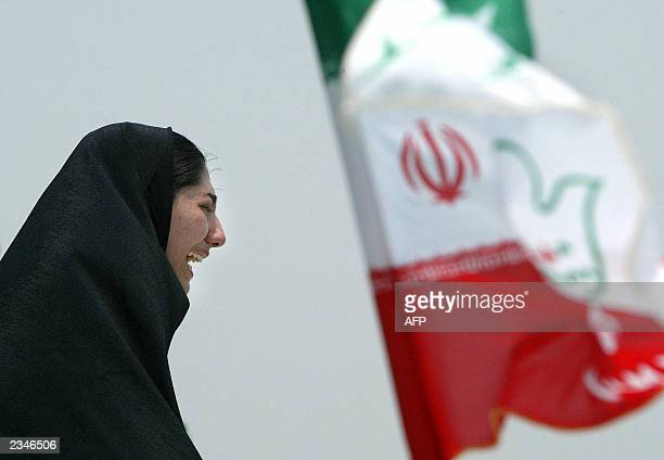 Relative of victims of the Iranian Airbus which was attacked by US Navy cruiser Vincennes in 1988 over the Persian Gulf waters mourn her father...