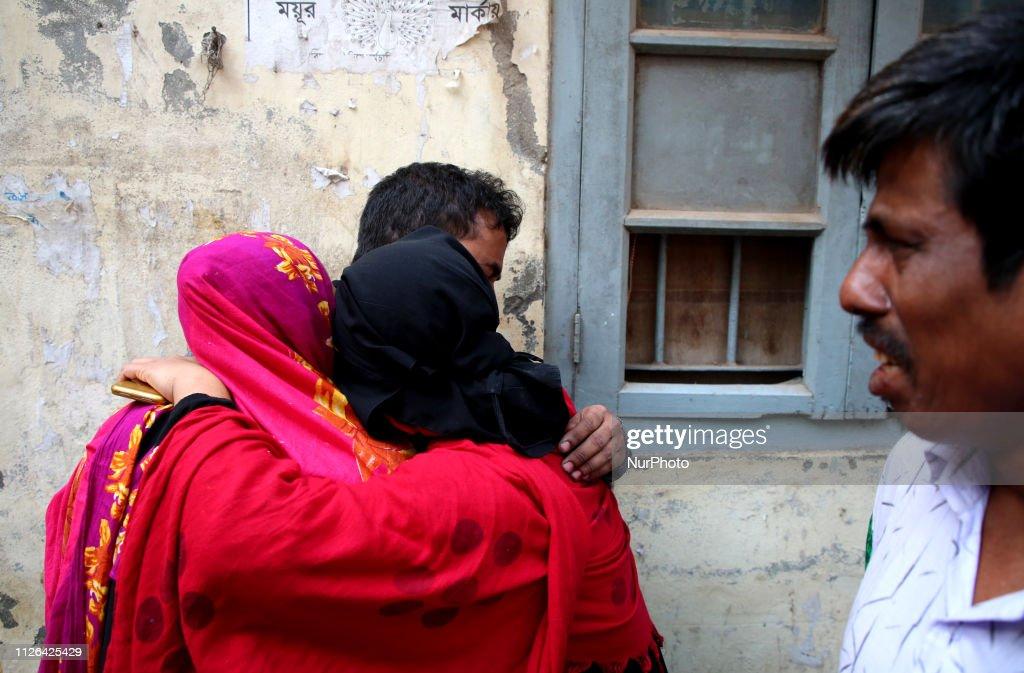 BGD: Deadly Fire Kills 70 In Dhaka's Chawk Bazar