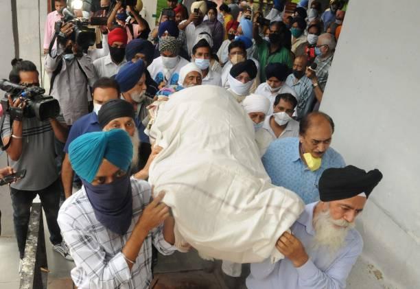 IND: Veteran Athlete Mann Kaur Dies At 105