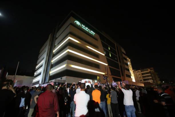 JOR: Blackout at Hospital With Coronavirus Patients