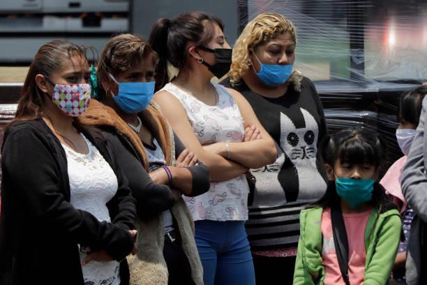 MEX: Coronavirus In Mexico
