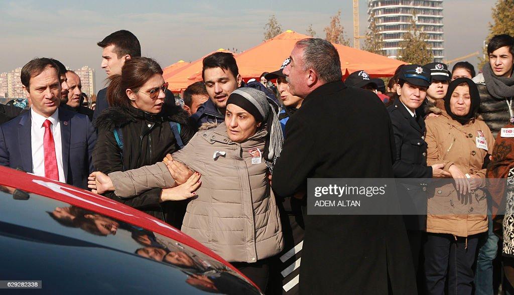 TURKEY-ATTACKS : Nachrichtenfoto
