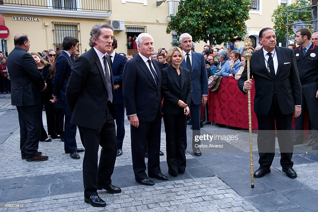The Ashes Of Duchess Of Alba are Interred At Cristo de los Gitanos Church