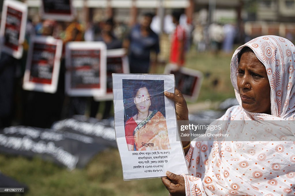 Remembrance of st anniversary of rana plaza pictures getty images