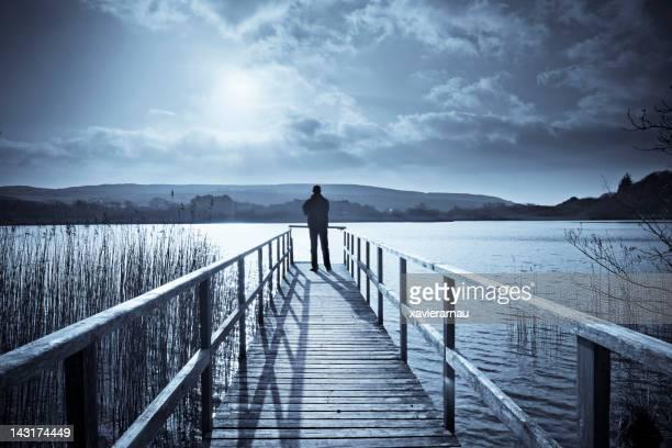 Détendez-vous dans le Lac sunshine