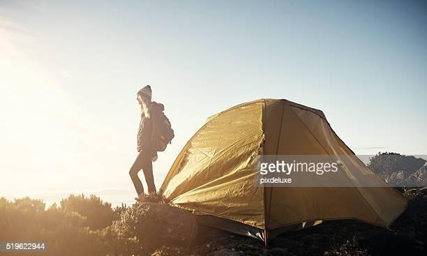 リラックスして、キャンプ時間にご利用ください。