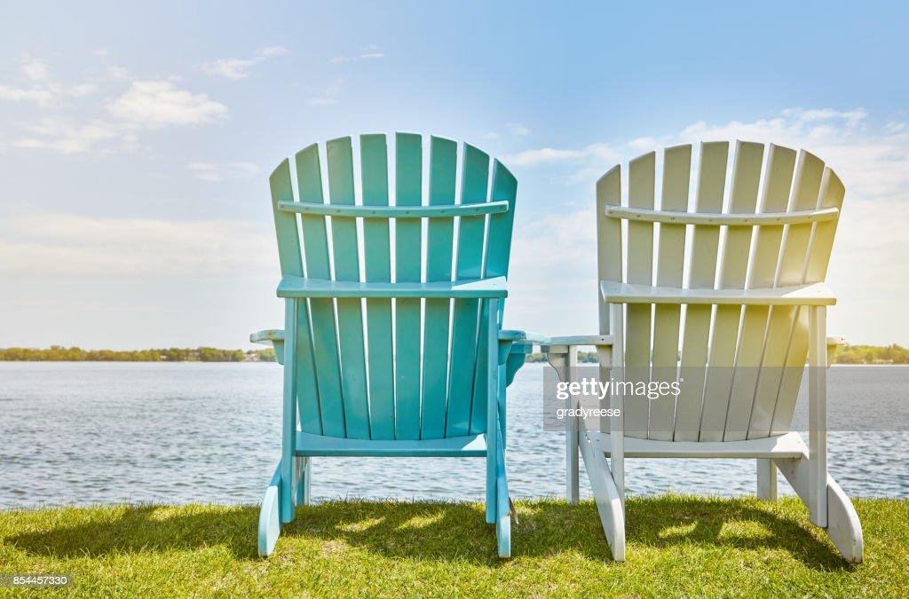 Relaxation awaits : Stock Photo