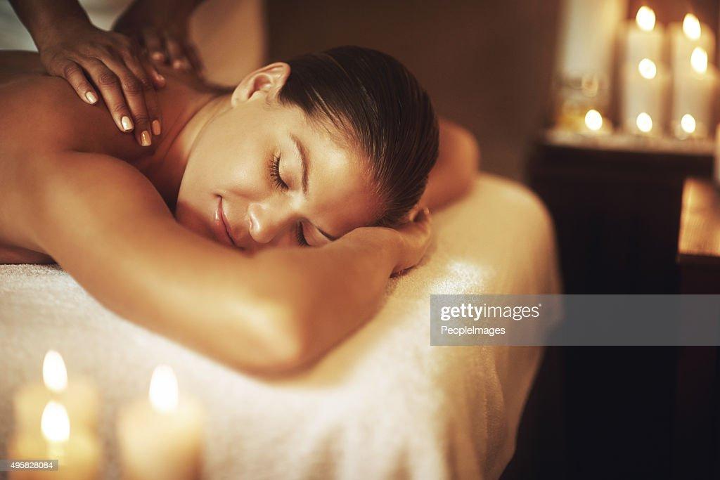 Il relax è che puoi : Foto stock