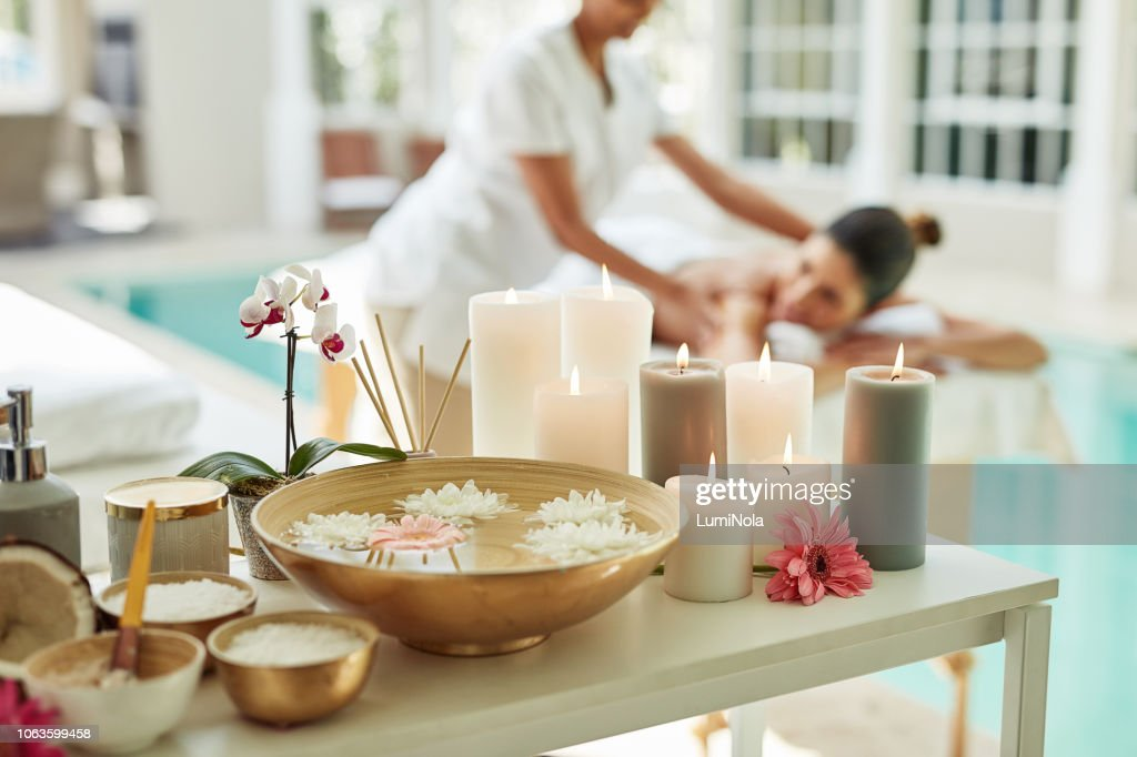 Relaxation starts now : Stock Photo