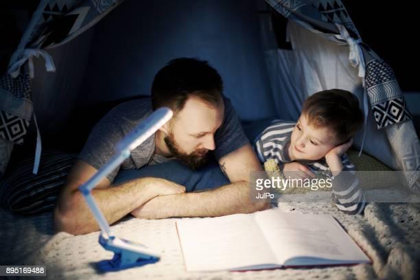 Entspannte Eltern