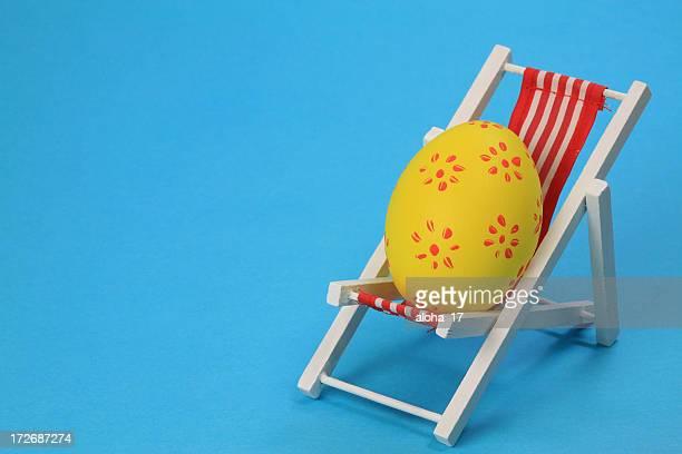 Relaxant Oeuf de Pâques