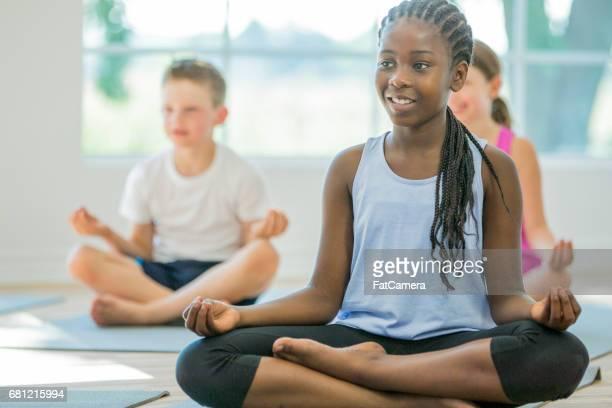 Entspannende Fitness
