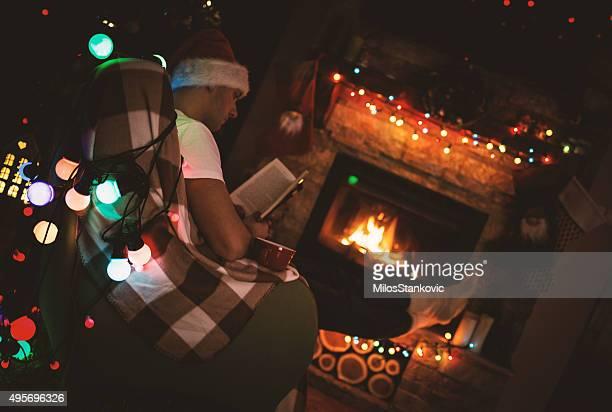 Détendez-vous dans l'ambiance de Noël