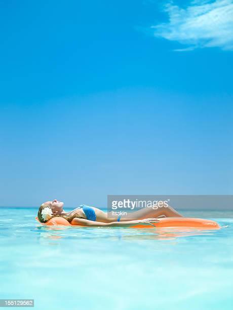 Détendez-vous dans l'océan