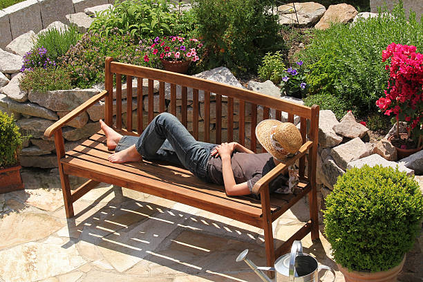 Fabulous Free Garden Bench Images Pictures And Royalty Free Stock Dailytribune Chair Design For Home Dailytribuneorg