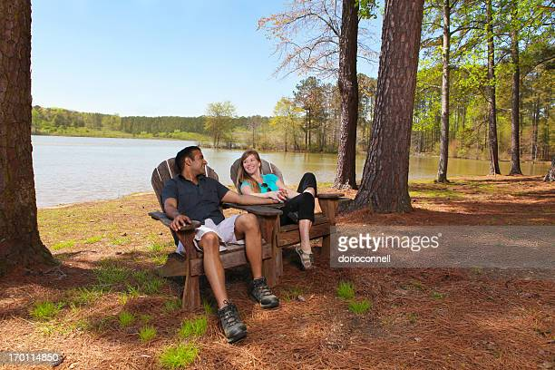 relaxing - atlanta georgia stock pictures, royalty-free photos & images