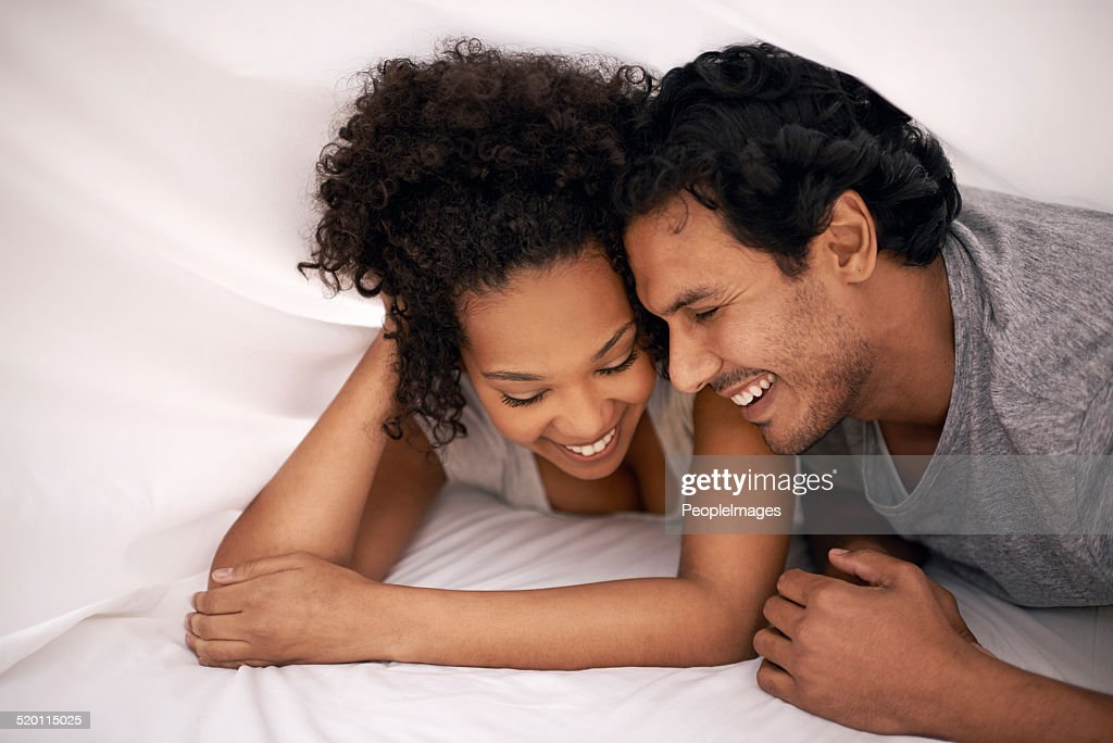 Relaxing with the person I love : Stock Photo